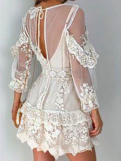 Comfy Dresses, Cute Dresses, Beautiful Dresses, Casual Dresses, Short Dresses, Summer Dresses, Boho Fashion, Fashion Dresses, Womens Fashion