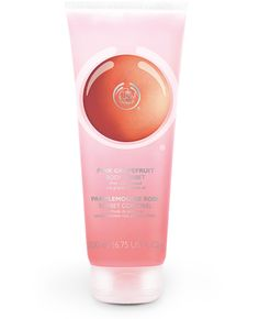 Сорбет для тела Pink Grapefruit, The Body Shop | Interview Россия