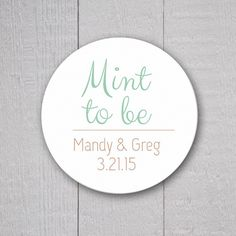 Personalized 2 Inch Wedding Favor Stickers, Custom Wedding Favor Labels,  Stickers For Favors