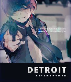 Detroit Become Human Connor, Thing 1, Youtubers, Videogames, Fantasy, Twitter, Artwork, Anime, Fictional Characters