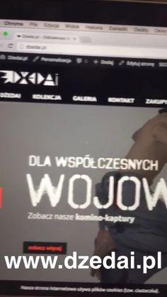 Dzedai Fashion website!  www.dzedai.pl