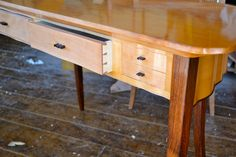 Studio Furniture, Vermont, Farmer, Office Desk, Entryway Tables, Writer, Woodworking, Hacks, Awesome