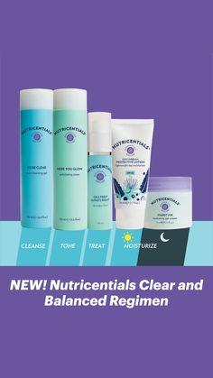 Nu Skin, Oily Skin, Skin Care Routine Steps, Skin Care Tips, Organic Skin Care, Natural Skin Care, Healthy Skin Care, Even Skin Tone, Face Cleanser