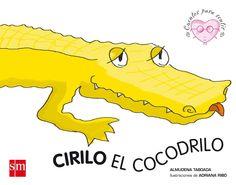 """""""Cirilo el cocodrilo"""" - Apego, Literatura y Materiales respetuosos"""