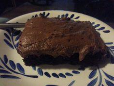 Paleo/Gluten Free Chocolate Cake