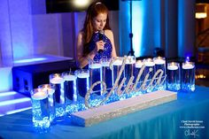 How to Plan an Unforgettable Bar/Bat Mitzvah Candle Lighting Ceremony [Order & Ideas - kerzen Sweet 16 Party Decorations, Sweet 16 Centerpieces, Sweet 16 Themes, Candle Centerpieces, Wedding Centerpieces, Bat Mitzvah Themes, Bat Mitzvah Decorations, Bat Mitzvah Centerpieces, Bat Mitzvah Party