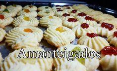Como fazer Biscoito Amanteigado (por Fernando Couto)