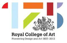 Neville Brody's RCA anniversary logo