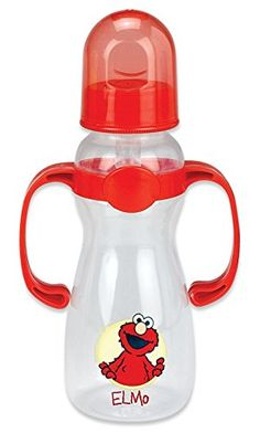 Sesame Beginnings Bottle with Handles 9 Ounce -- To view further for this item, visit the image link.Note:It is affiliate link to Amazon.