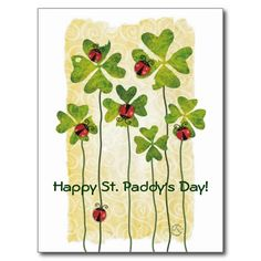 >>>Are you looking for          st. patrick's day clover & ladybugs postcards           st. patrick's day clover & ladybugs postcards so please read the important details before your purchasing anyway here is the best buyReview          st. patrick's day clover & lad...Cleck Hot Deals >>> http://www.zazzle.com/st_patricks_day_clover_ladybugs_postcards-239098690596770788?rf=238627982471231924&zbar=1&tc=terrest