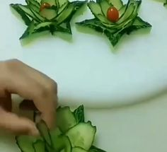 Tasty Videos, Food Videos, Food Crafts, Diy Food, Amazing Food Decoration, Fruit And Vegetable Carving, Food Carving, Food Garnishes, Snacks Für Party