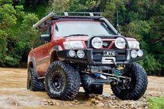 Nissan Patrol Gr Y61 Wagon Australia