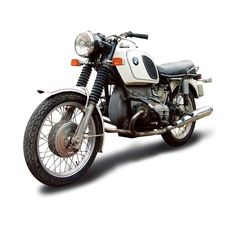 The BMW R60 /5 - Classic German Motorcycles - Motorcycle Classics