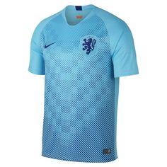 0b06e5306 2018 Netherlands Stadium Away Men s Football Shirt - Blue World Cup