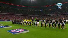 Bayern Múnich vs Real Madrid  Por Fox Sports HD