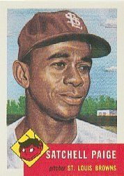1991 Topps Archives 1953 #220 Satchel Paige UER by Topps Archives. $0.99. 1991 Topps Co. trading card in near mint/mint condition, authenticated by Seller