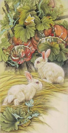 Bunny Drawing, Bunny Art, Rabbit Pictures, Chinese Art, Chinese Zodiac, Chinese Culture, Rabbit Art, Easter Art, Spring Art