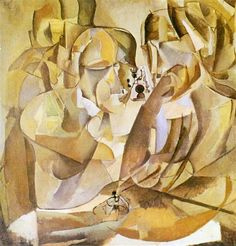 Portrait of Chess Players - Marcel Duchamp