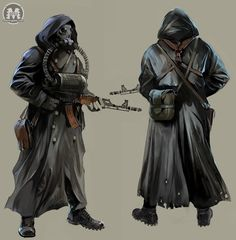 metro 2033 concept art - Google Search