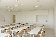 Galería de Grupo escolar en Francia / rouby hemmerlé architectes - 22
