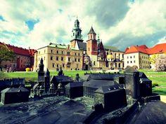 photo, image, wawel castle, krakow, poland