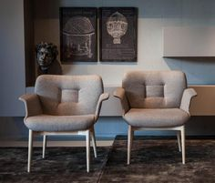 Armchairs | Seating | Hive | True Design | Favaretto and Partners