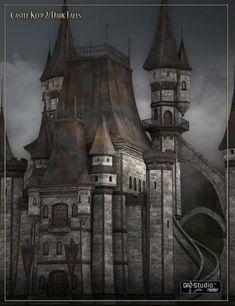 Castle Keep 2 - Dark Tales