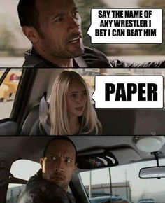 The Rock Thinks He Can Beat Anything // funny pictures - funny photos - funny images - funny pics - funny quotes - #lol #humor #funnypictures