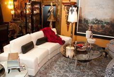 Accent the room with lighting, fixtures & complete it with a design #Enchanting Embellishments