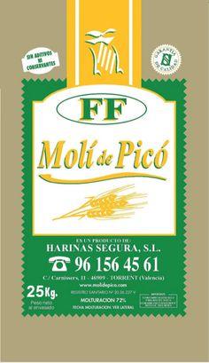 La harina FF tiene una W de 100. Se caracteriza por una fermentación rápida, pero moldeable a los procesos y trucos del panadero. Más información: 96 156 45 61