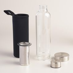 Enjoy the most flavorful iced coffee on the go with our convenient, dual-purpose cold brew coffee maker and travel tumbler. Fill the inner filter with ground coffee, add fresh water, shake, and place in the fridge for at least 12 hours to brew naturally sweet coffee that is 65% less acidic than hot-brewed coffee.