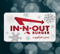 Like us on Facebook...Then enter the City of Glendora Social Media Team's Sweepstakes for your chance to win a $25 IN-N-OUT gift card!