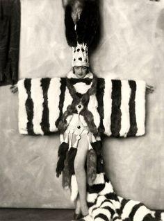 ♕ Vintage Costume Variations ♕  Ziegfeld Girl C. 1920s