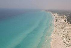 Libya beaches . The Mediterranean Sea. Where I learned to snorkel