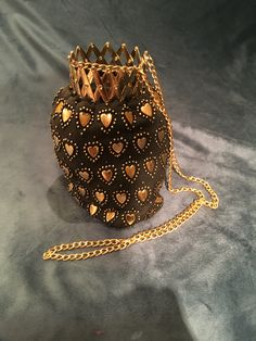 Vintage evening bag chain bead and star bag ladies purse Gifts for Her by AimeEncore on Etsy https://www.etsy.com/uk/listing/473344306/vintage-evening-bag-chain-bead-and-star