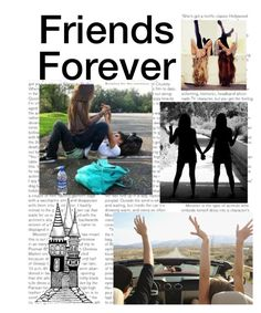 """No matter where our road will end you will always be my friend"" by armamak ❤ liked on Polyvore featuring art"