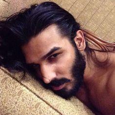Raja inspiration Indian Male Model, Long Hair Models, Man Bun, Male Models, Heart, Boys, Instagram Posts, Inspiration, Men Models