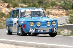 Renault gordini Auto Retro, Retro Cars, Touring, Renault Sport, Classic Race Cars, Vintage Race Car, Limousine, Top Cars, Rally Car