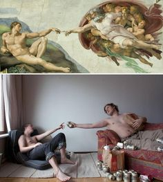 modern-photo-remakes-famous-paintings-1