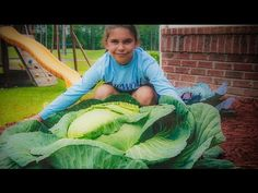 After Her Mega-Cabbage Fed 275 People In Need, Teen Helped Launch 80 Gardens To Feed Hungry