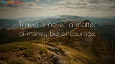 Travel Quote By Travlu Hotels For More Details Visit :- http://bit.ly/25lL146 #TravelTheWorld #Travlu
