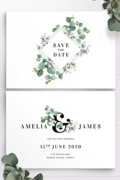If you are looking for original wedding ideas, these wedding save the date cards are classic and elegant but at the same time have a modern rustic shabby chic design. #savethedatedesignideas #outdoorweddingcolors #savethedatefall #savethedatenautical #elegantsavethedate #savethedatecreative #weddingsavethedate #greeneryweddingideas #mintweddingdecorations #greenweddingideas