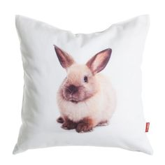 Ester Pillow  #dekoria #ester #bunny #figure #decoration #homedecor #inspirations #ester #wielkanoc #krolik #zajac #ceramic