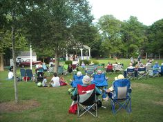 TD Bank Summer Concert Series in Harwich featuring JO, July 15, 2013.