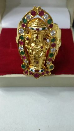 12 g.ms India Jewelry, Gold Jewelry, Jewelery, Vanki Ring, Mens Gold Rings, Gold Ring Designs, Latest Jewellery, Bangles, Brooch