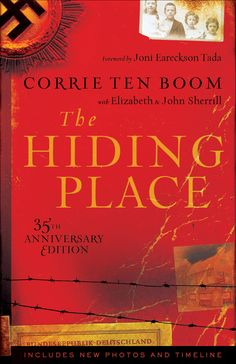 """""""The Hiding Place"""" by Corrie Ten Boom"""