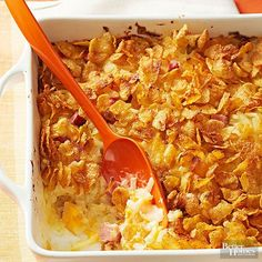 When it comes to holiday recipes, everyone loves the classics. And what's a holiday menu without casserole recipe after casserole recipe? Each of these classic casseroles will remind you of the ones Grandma made for a taste o/