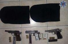 Desarticula SSPO a presunta banda de asaltantes que operaba en la Sierra Sur de la entidad