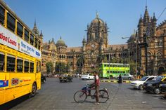 10 Top Bicycle Tours in India for all Fitness Levels: Mumbai