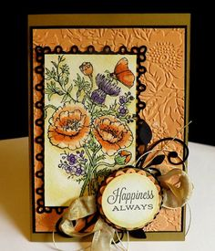 Happiness Always by DJRants - Cards and Paper Crafts at Splitcoaststampers